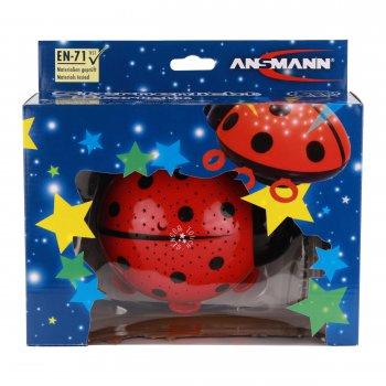 Ansmann dětské noční světlo Hvězdná obloha Beruška - foto6