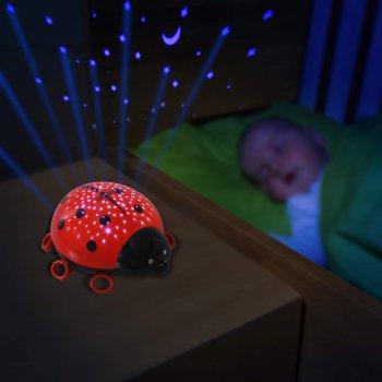 Ansmann dětské noční světlo Hvězdná obloha Beruška - foto7