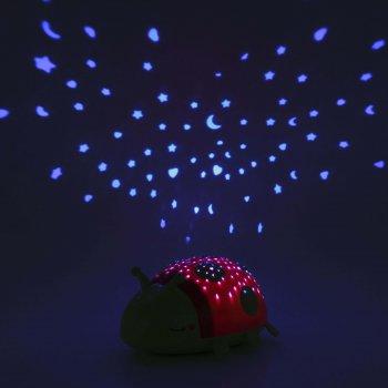 Ansmann dětské noční světlo Hvězdná obloha Beruška spící - foto4