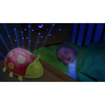 Ansmann dětské noční světlo Hvězdná obloha Beruška spící - foto7