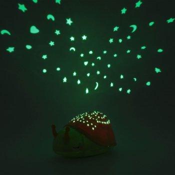 Ansmann dětské noční světlo Hvězdná obloha Šnek - foto5
