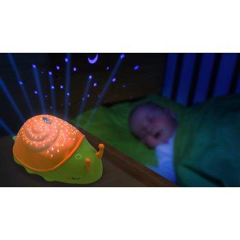 Ansmann dětské noční světlo Hvězdná obloha Šnek - foto7