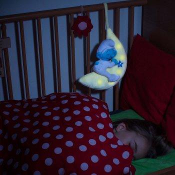 Ansmann dětské noční světlo Měsíční svit Šmoulíček - foto2