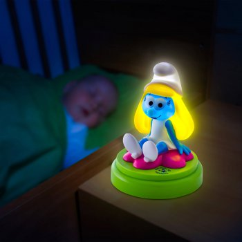 Ansmann dětské noční světlo Šmoulinka - foto2