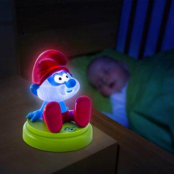 Ansmann dětské noční světlo Taťka Šmoula - foto2