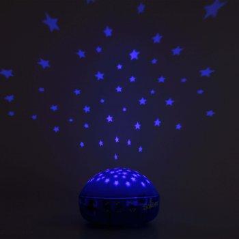 Ansmann dětské noční světlo Svítící hvězdy Šmoulové - foto2