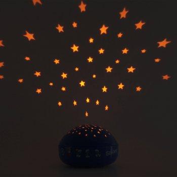 Ansmann dětské noční světlo Svítící hvězdy Šmoulové - foto3