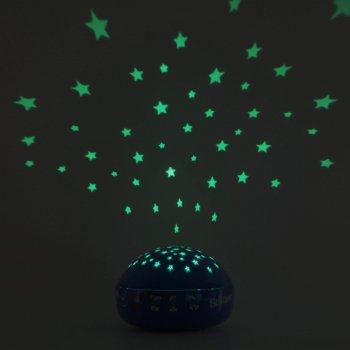 Ansmann dětské noční světlo Svítící hvězdy Šmoulové - foto4