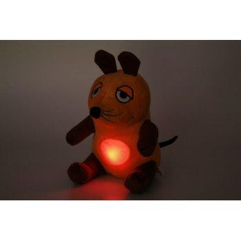Ansmann dětské noční světlo plyšová Myš hrající - foto2