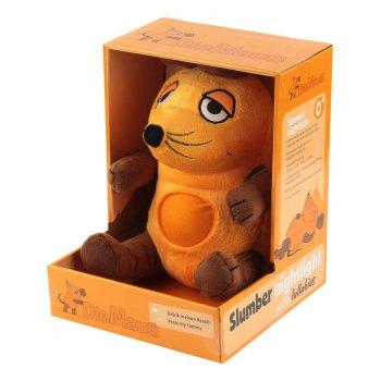Ansmann dětské noční světlo plyšová Myš hrající - foto6