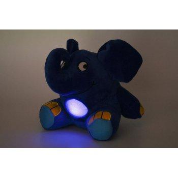 Ansmann dětské noční světlo plyšový Slon hrající - foto2