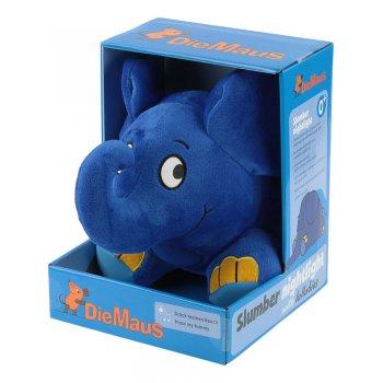 Ansmann dětské noční světlo plyšový Slon hrající - foto5
