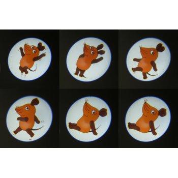 Ansmann dětské světlo ruční projektor Myš - foto3