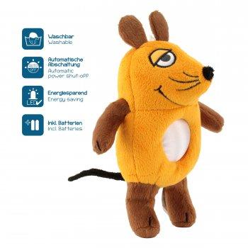 Ansmann dětské noční světlo plyšová Myš s poutkem - foto2