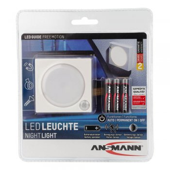 Ansmann noční světlo LED Guide Free Motion - foto3