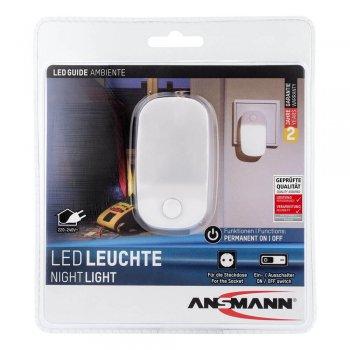 Ansmann noční světlo LED Guide AMBIENTE bílé - foto4