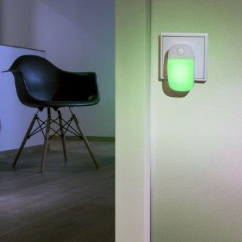 Ansmann noční světlo LED Guide AMBIENTE zelené - foto2
