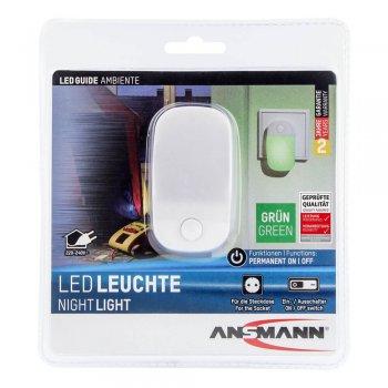 Ansmann noční světlo LED Guide AMBIENTE zelené - foto4