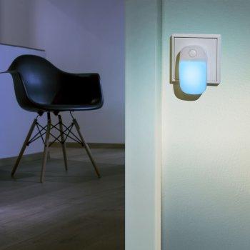 Ansmann noční světlo LED Guide AMBIENTE modré - foto2