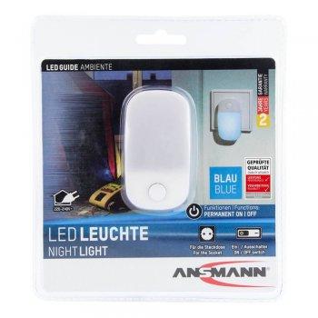 Ansmann noční světlo LED Guide AMBIENTE modré - foto4