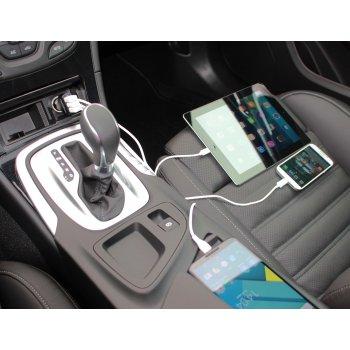 Ansmann USB autonabíječka 3-Port  4.4A - foto2