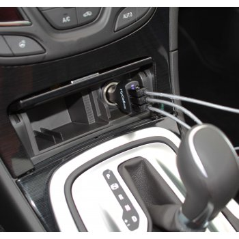 Ansmann USB autonabíječka 3-Port  4.4A - foto3