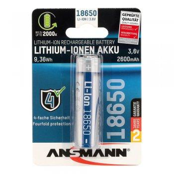Ansmann Li-Ion Akku 18650 - foto2