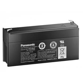 Panasonic LC-R063R4P - VÝPRODEJ (stáří cca 2 roky)