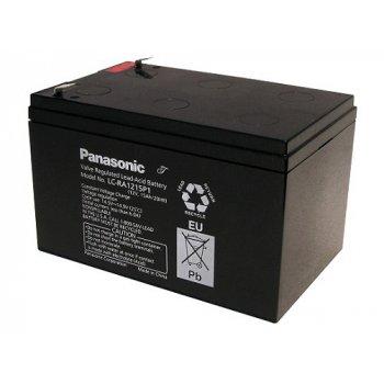 Panasonic LC-RA1215P1 - VÝPRODEJ (stáří cca 4 roky)
