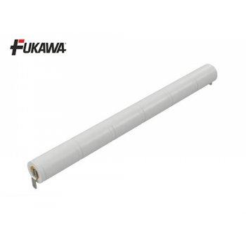 Fukawa L1x6-S faston, akumulátor do nouzových svítidel