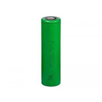 Sony/Murata Konion US 18650-VTC6 (Li-ion; 3,6V; 3120mAh; max-30A)