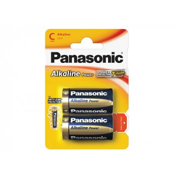 Panasonic Alkaline Power LR14 C