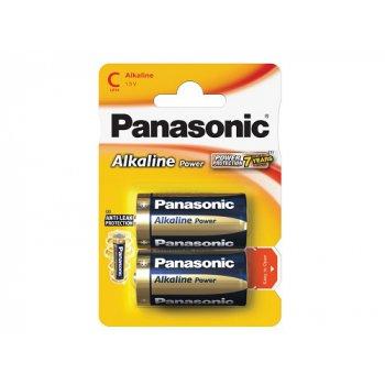 Panasonic LR14 Alkaline Power (alkalická; C; 1,5V; BL2)