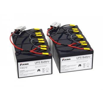 FUKAWA FWU12 náhradní akumulátor za RBC12