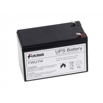 FUKAWA FWU114 náhradní akumulátor za RBC114