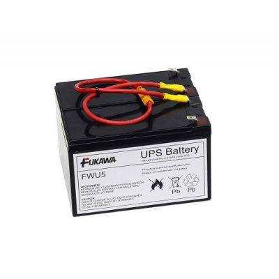 FUKAWA FWU109 náhradní akumulátor za RBC109