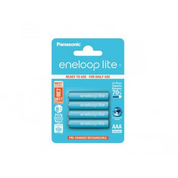 Panasonic Eneloop Lite BK 4LCCE/BF1