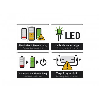 Ansmann Lithium 2