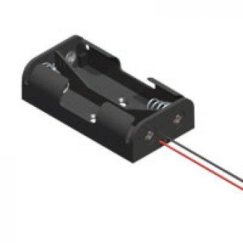 Keystone 2463 plastikový držák baterie 2xAA