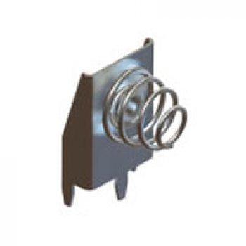 Keystone 629 bateriový kontakt  AAA,AAAA,N,12V