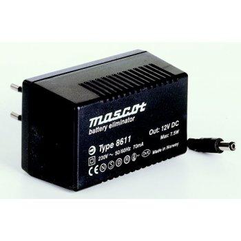 Mascot 8611 15V/8W stejnosměrný zdroj