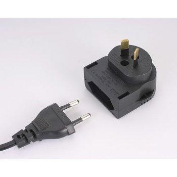 Ansmann Adapter Australia/EU