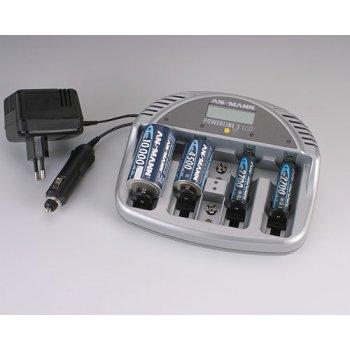 Ansmann Powerline 5 LCD nabíječka