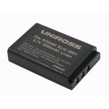 Uniross VB104502 Kodak Klic 5001 3,7V/1850 mAh bat.Li-ion