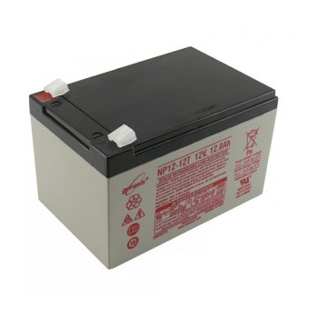 Genesis NP 12-12 (12V/12Ah - Faston 250) SLA baterie