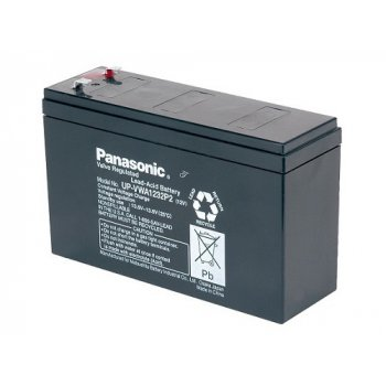 Panasonic UP-VWA1232P2 (12V; 32W; faston F2-6,3mm; životnost 6-9let)