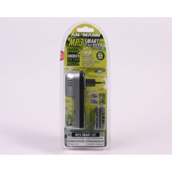 Ansmann MP3 Smart set výprodej bez záruky - foto