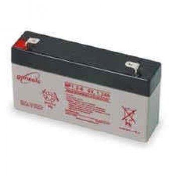 Genesis NP 1,2-6  (6V/1,2Ah - Faston 187) SLA baterie