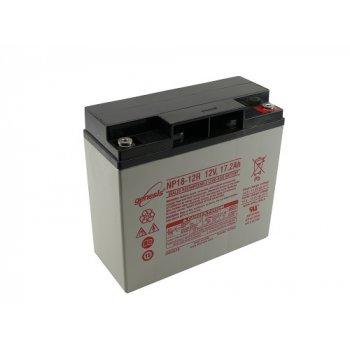Genesis NP 18-12  (12V/18Ah - M5) SLA baterie