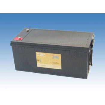 CTL 200-12 (12V; 200Ah; závit M8; životnost 10let) SLA